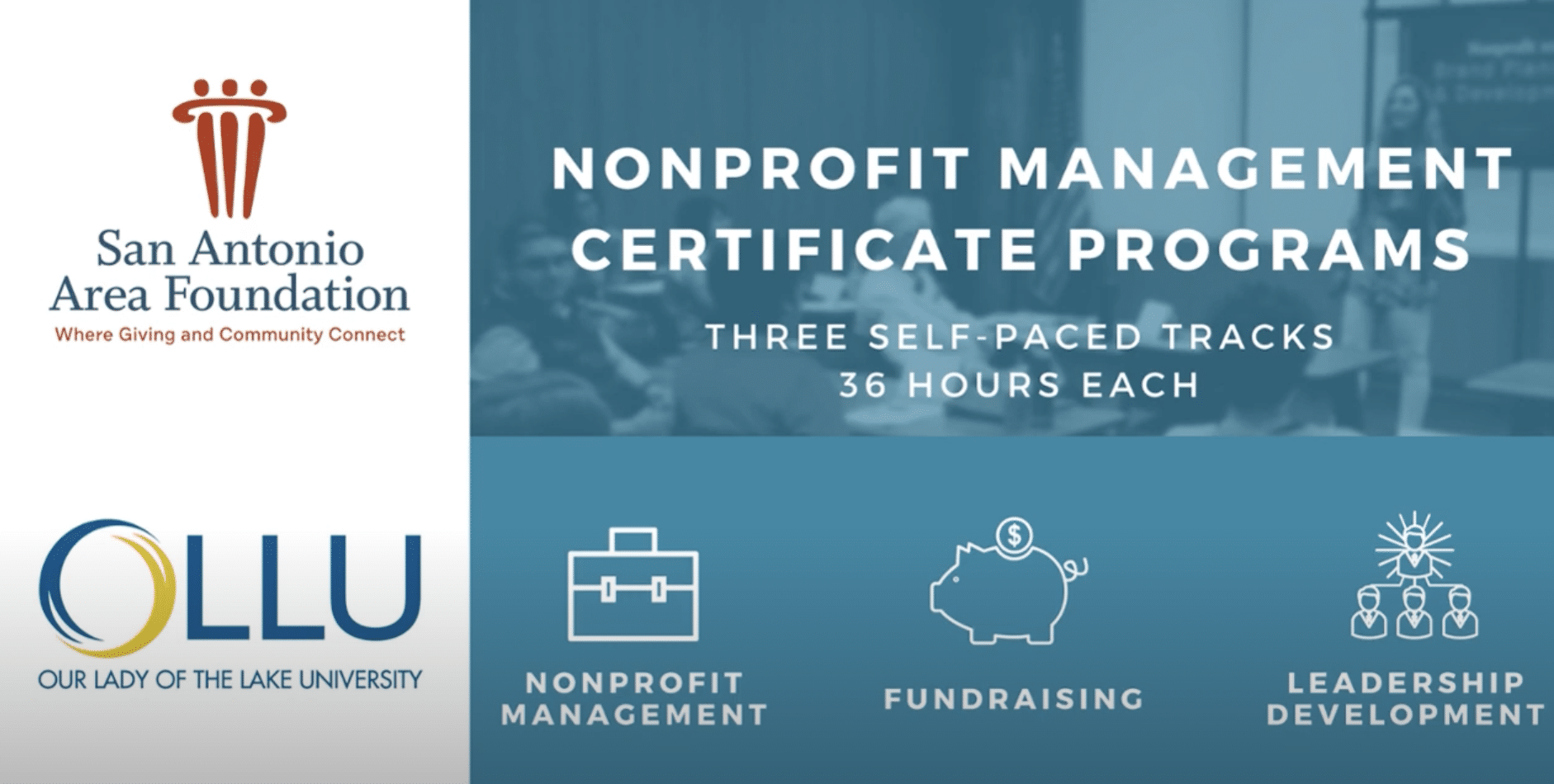 Nonprofit Management Certificate Programs thumbnail