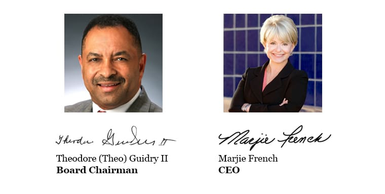 Joint Statement From San Antonio Area Foundation Board Chairman Theodore Guidry II and CEO Marjie French