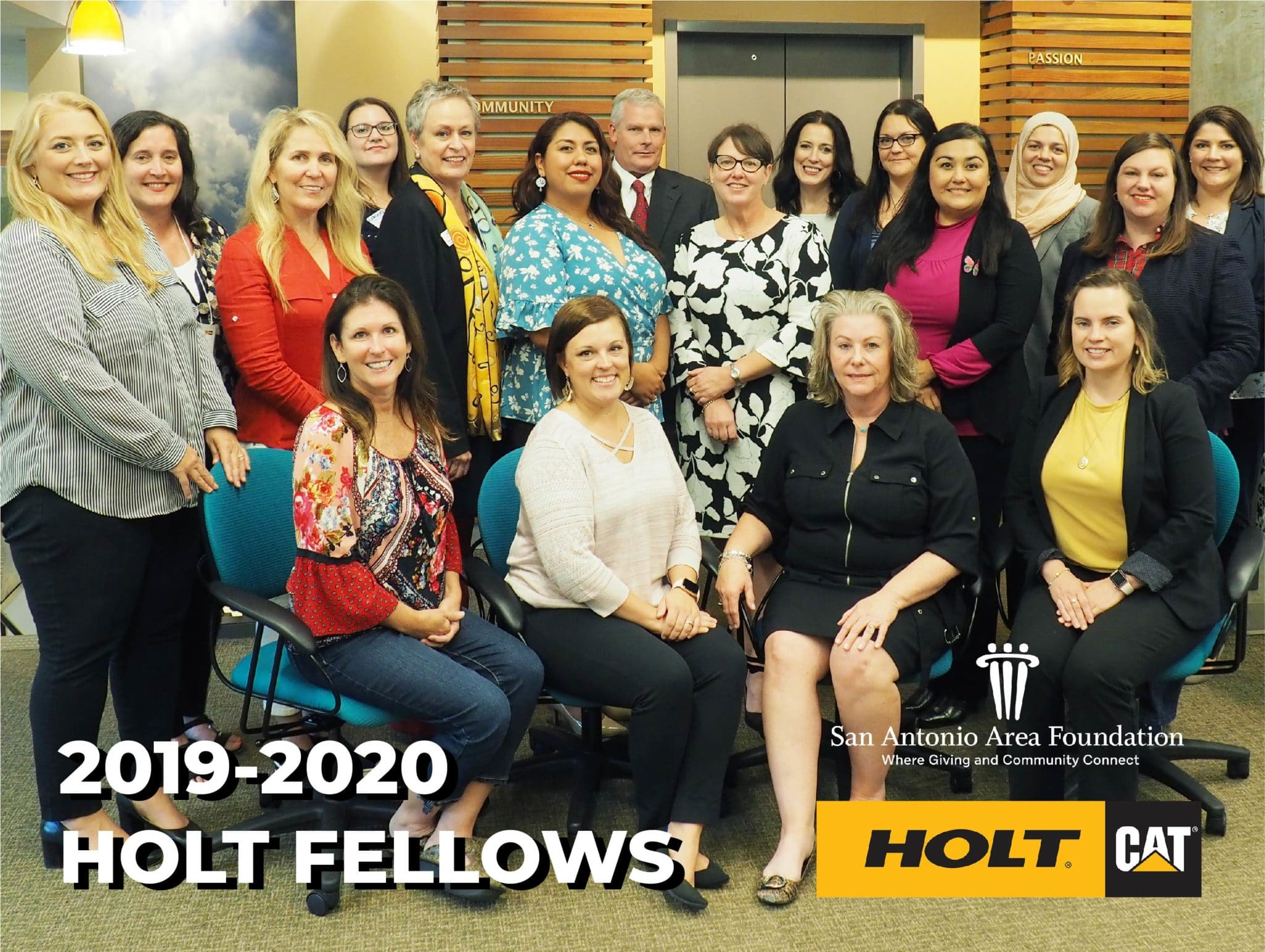 2019 HOLT Fellows
